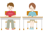 教室長による授業 巡回の実施