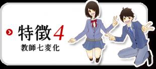 教師七変化